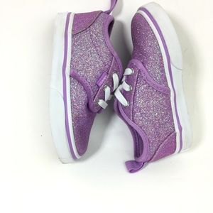 Vans Shoes - Toddler girl's Vans size 6